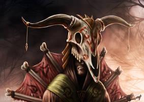 Skullhead by Fenris-V