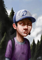 Clem by Fenris-V