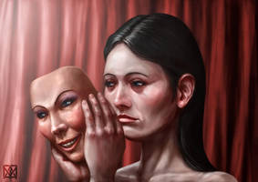 Depression by Fenris-V