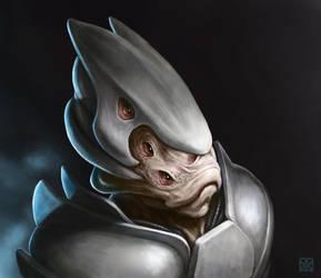 Alien Concept by Fenris-V