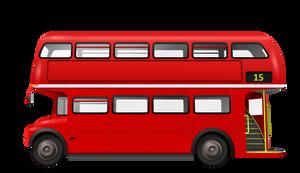 London bus by Fenris-V
