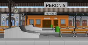 Railway station 2 by Fenris-V
