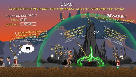 Virgin Hunt - Global Game Jam 2016 by Fenris-V