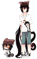 Matt the black Cat by redoluna