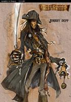Pirates of Caribbean by Wangyuxi
