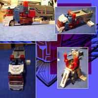 custom Thunderclash w.i.p alt. by hinomars19
