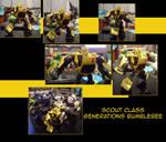 custom gen bumblebee by hinomars19