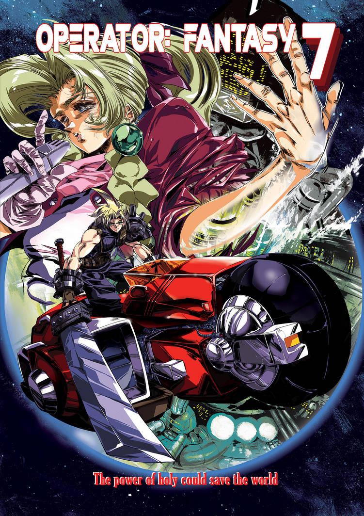 Operator Fantasy 7 by hinomars19