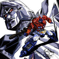Rivals by hinomars19
