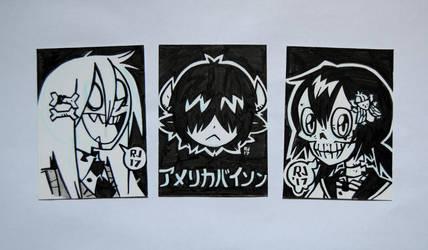 Anime Fargo Art by Rynan5
