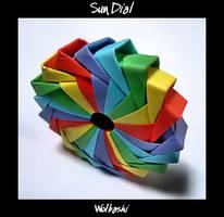 Sun Dial by wolbashi
