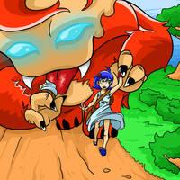 Monster Tale by DoctorSmashman
