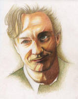 Remus Lupin - Movie -colored- by morbidsoul