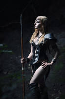 Woodland warrior by maikeshepherd