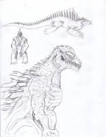 Godzilla Tweaking by RichardVale