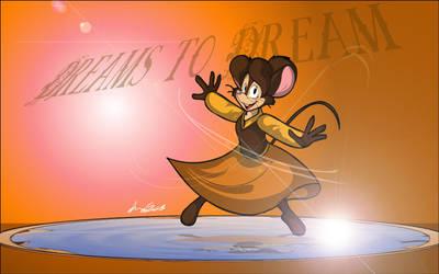 Tanya Mousekewitz - Dreams to Dream by MocksingBird
