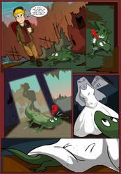 Comic Commission: The Origin Of Bridezilla p1 by MocksingBird