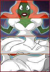 Comic Commission: The Origin Of Bridezilla p3 by MocksingBird