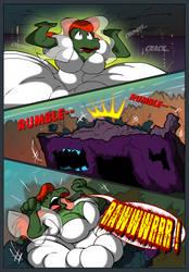 Comic Commission: The Origin Of Bridezilla p4 by MocksingBird