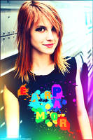 Hayley Paramore by Neoks