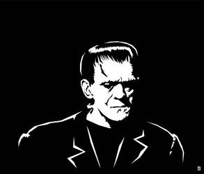 Frankenstein by nuohooja
