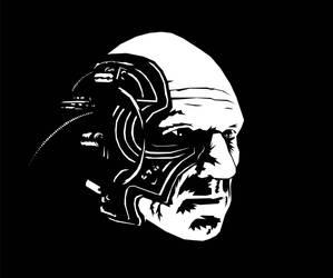 Locutus of Borg by nuohooja