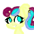 MLP Icon || Crystal Sunrise by SootyTheEmoCtIsHere