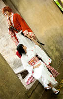 Kenshin cosplay by Feeracie