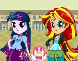 Equestria Girls Avatar Maker by heglys