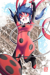 Ladybug! by PaperMoon92