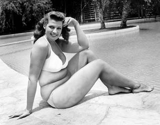 Rita Hayworth Overweight Request by cahabent