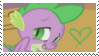Spike Stamp by A-Ponies-Love