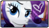 Rarity - Stamp by A-Ponies-Love
