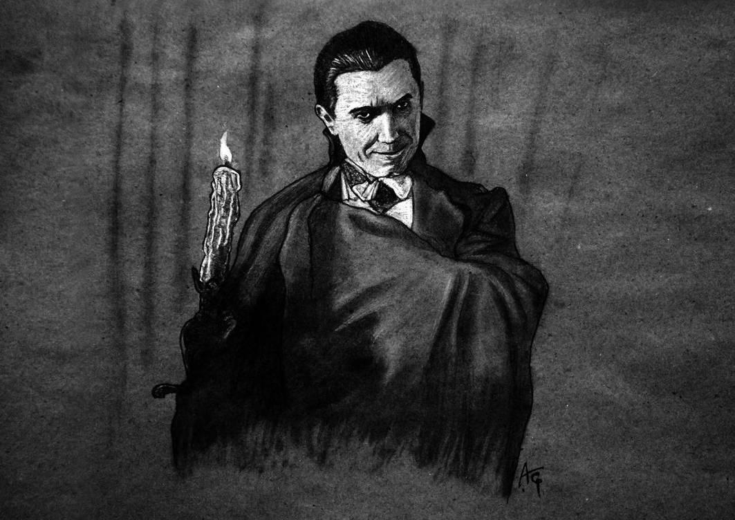 Dracula by amazinglostmc