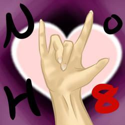 No H8 by SherokuTakari