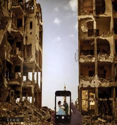 Iraq defeats terrorism by Morteze