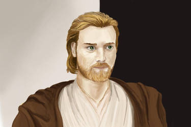 Obi-wan Kenobi by neron1987