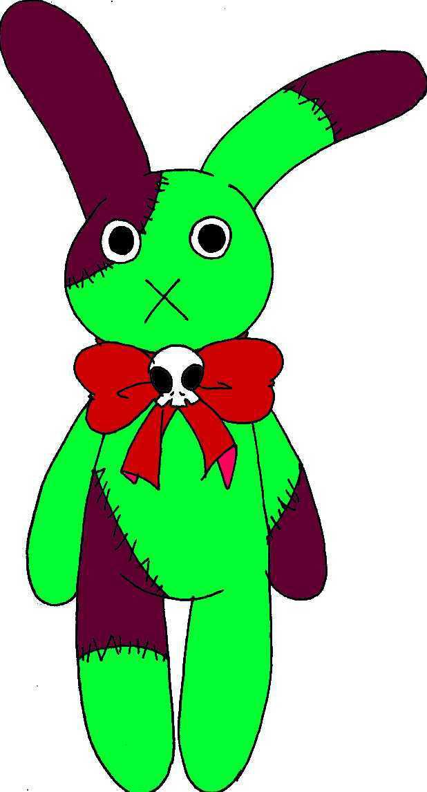 Psycho bunny by Miki2983