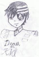 Quick Draw Death The Kid Iii By Doctorpabu On Deviantart