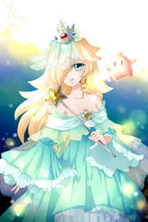 Princess of Stars by jollyrose