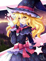 Little Witch by jollyrose