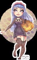 Halloween Tracy  by Ryltha