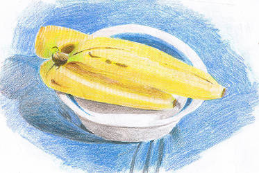 bananas by lestikitty