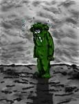 Depressed by EmmanuelMadailArt