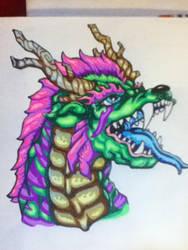 Dragon by PDubbz