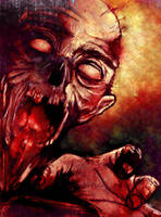 Zombie by CptFury