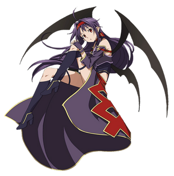 Starry Moment Yuuki Render by TheGothamGuardian