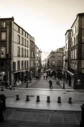 Clermont-ferrand by carrelmarillon