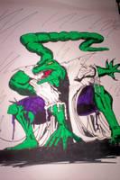 lizard by SSJBROLY