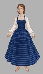 Next dress up game: French Folklore by AzaleasDolls